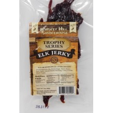Bakke Brothers Elk Jerky, Trophy Series Original 3.0 oz