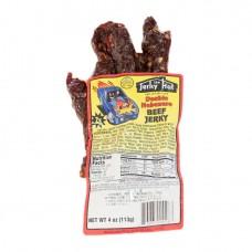 Jerky Hut Double Habanero Spicy Beef Jerky
