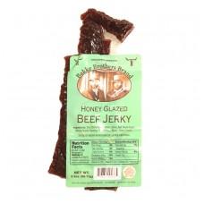 Bakke Brothers Honey Glazed Beef Jerky 3.2oz