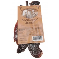 Bakke Brothers Kangaroo Jerky 3.2oz