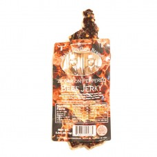Bakke Brothers Scorpion Peppered Hot Beef Jerky