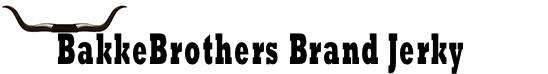 Bakke Brothers Brand Jerky